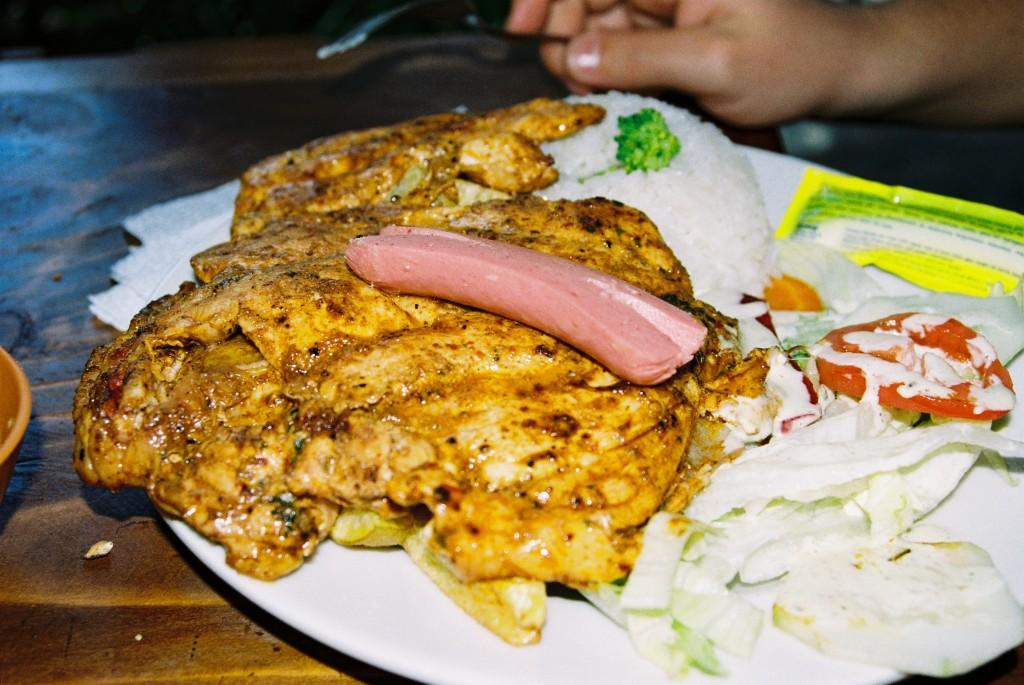 pollo a la planha peru comida peruana frango