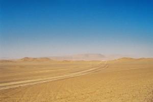Deserto sem fim - Reserva Nacional de Paracas