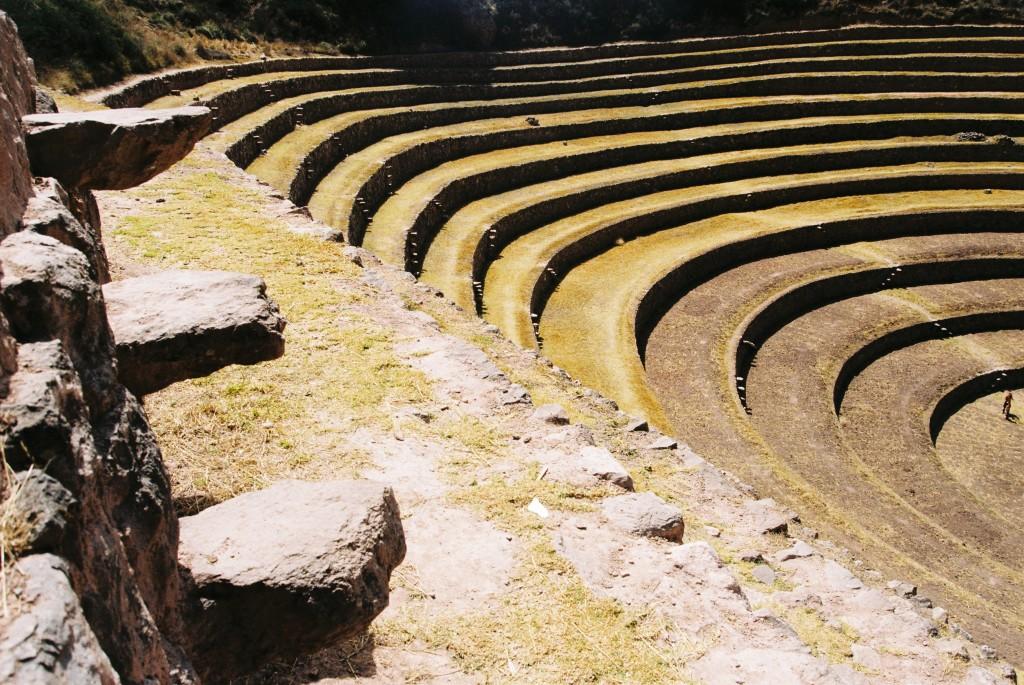 complexo moray incas peru vale sagrado