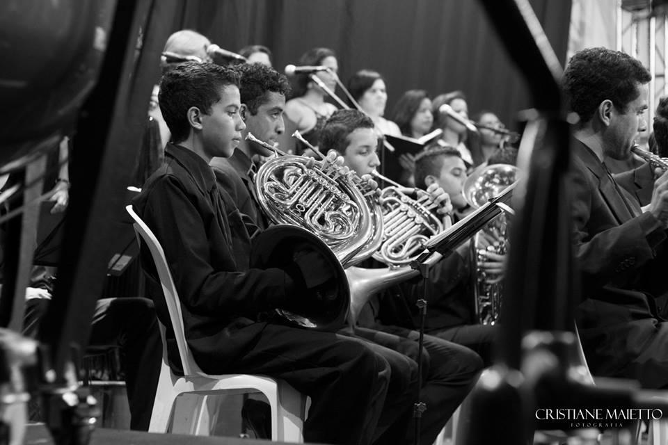 orquestra sinfônica jovem de lins