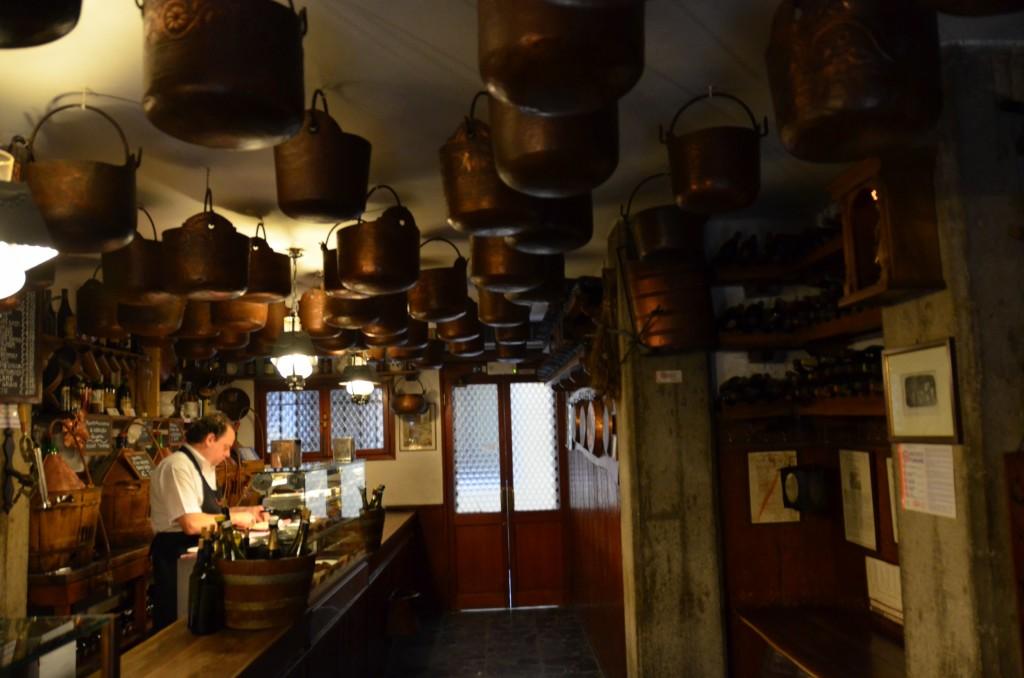 bar antigo baccari veneza