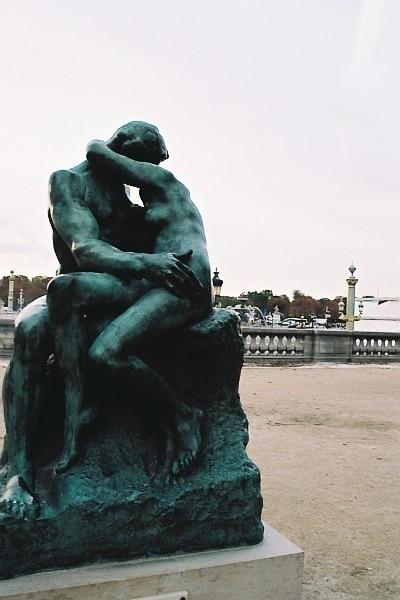 O Beijo, Rodin.