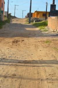 rua de areia laguna santa catarina farol de santa marta