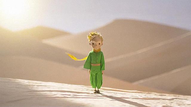 deserto pequeno príncipe lições