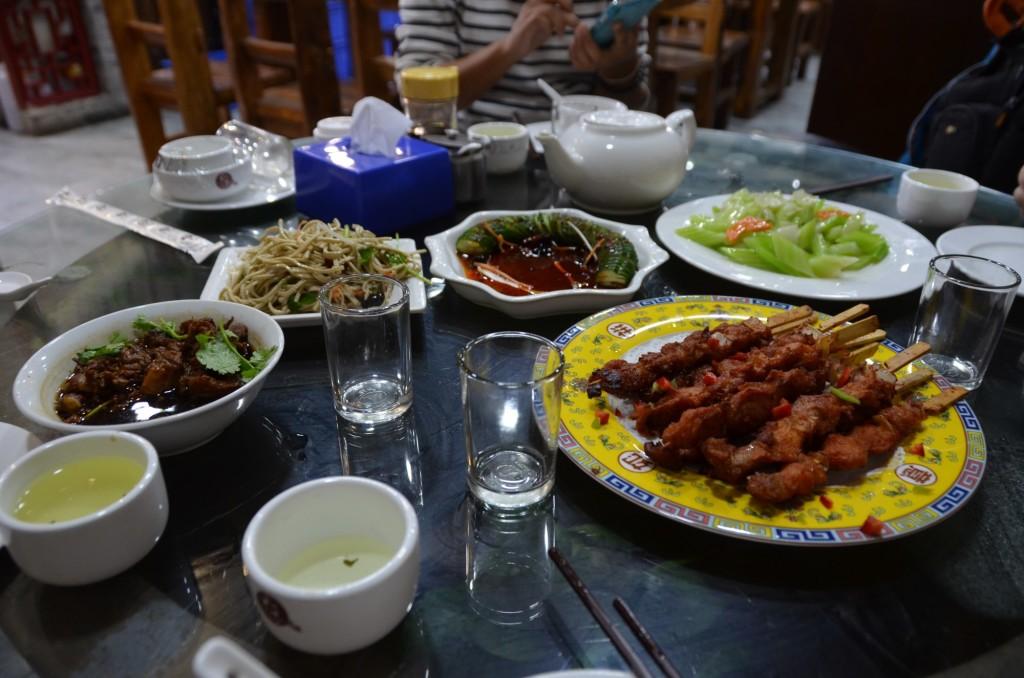 comida alimento refeição china