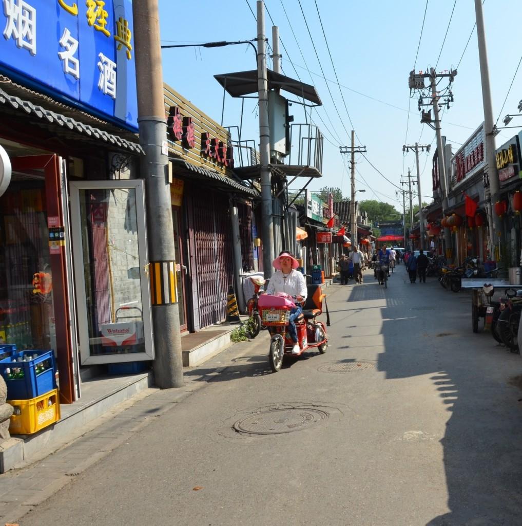 hutong beijing pequim china