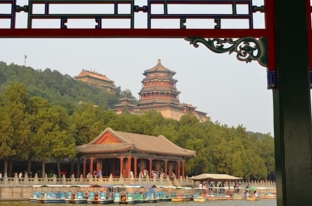 palácio de verão summer palace china beijing pequim