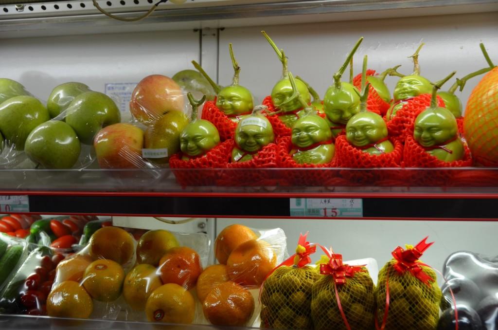 frutas chinesas buda fruta