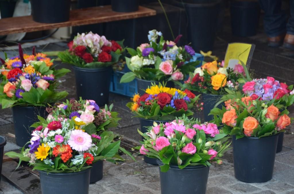 buquet flor flores coloridas