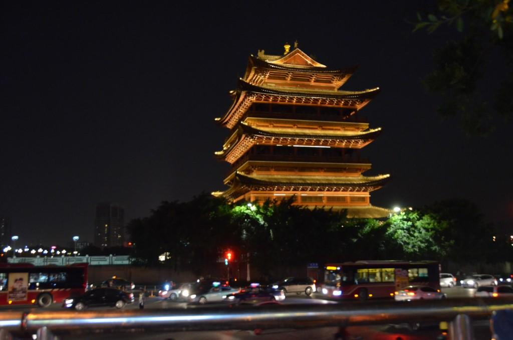 torre chinesa china nanning