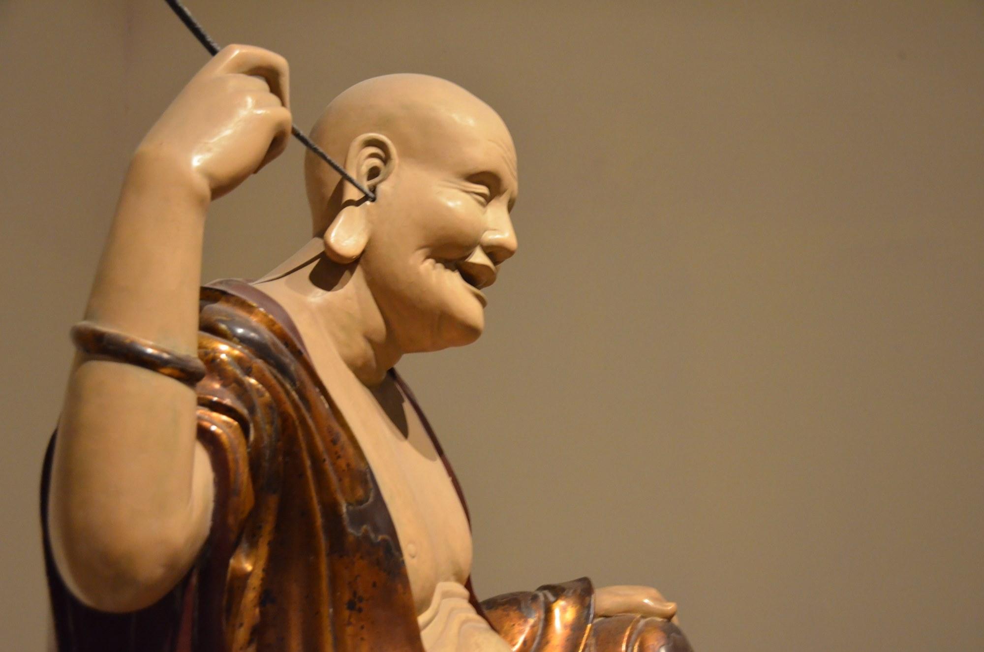 Um monge... não precisa descrever, não é?