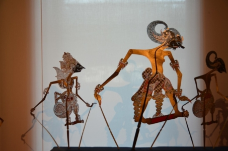 Teatro de Sombras museu etnografia etnologia hanoi veitnam
