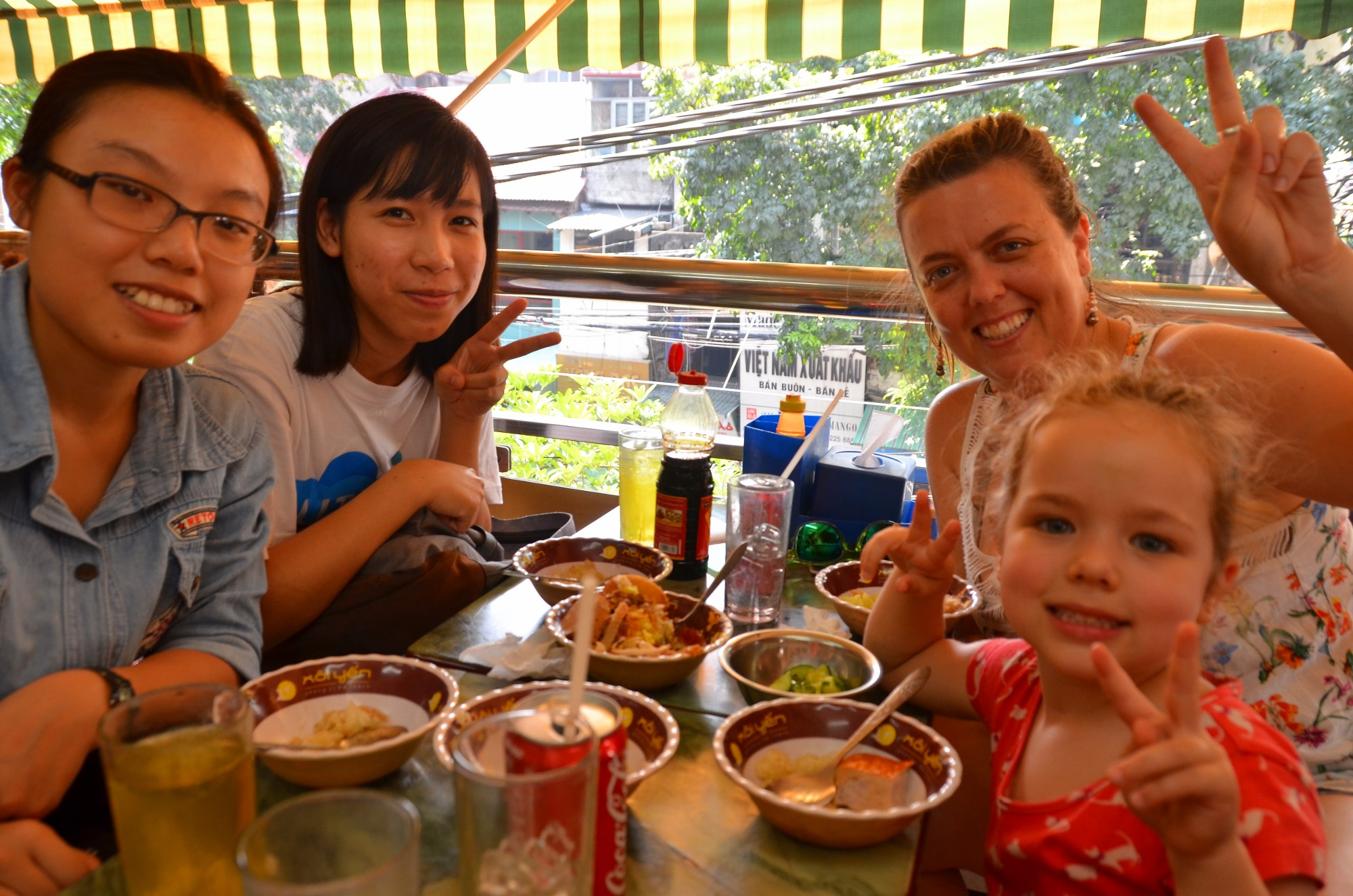 xoi comida hanoi vietnam hanoi kids