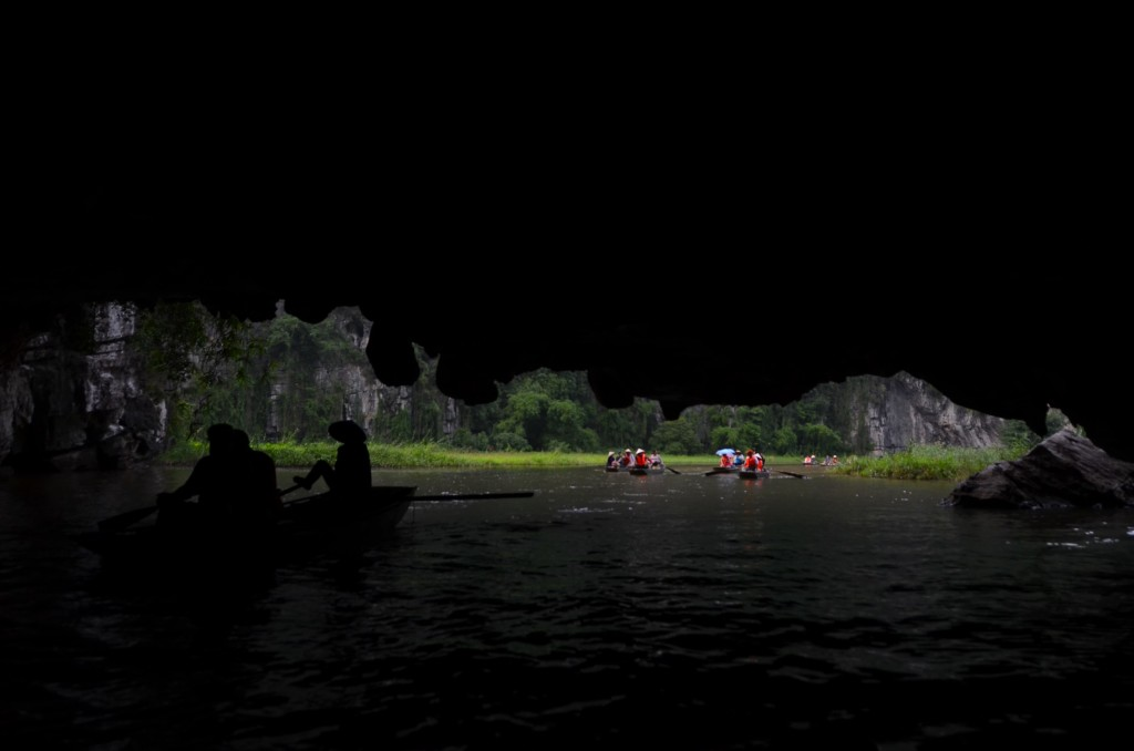 tam coc, caverna, ninh binh, vietnam