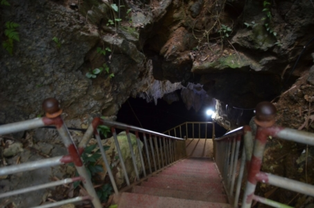 caverna, tam coc, vietnam, passarela