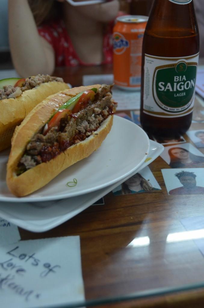 saigon beer, cerveja, hoi an, vietnam, comida vietnamita