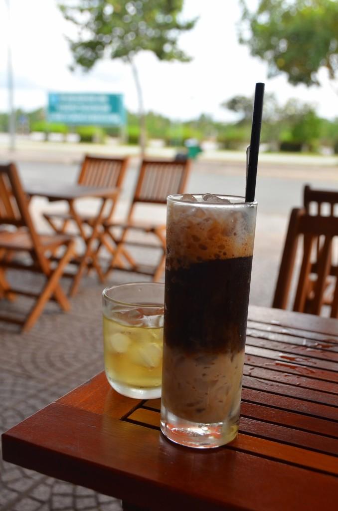 ben tre, café, mekong, vietnam, café gelado