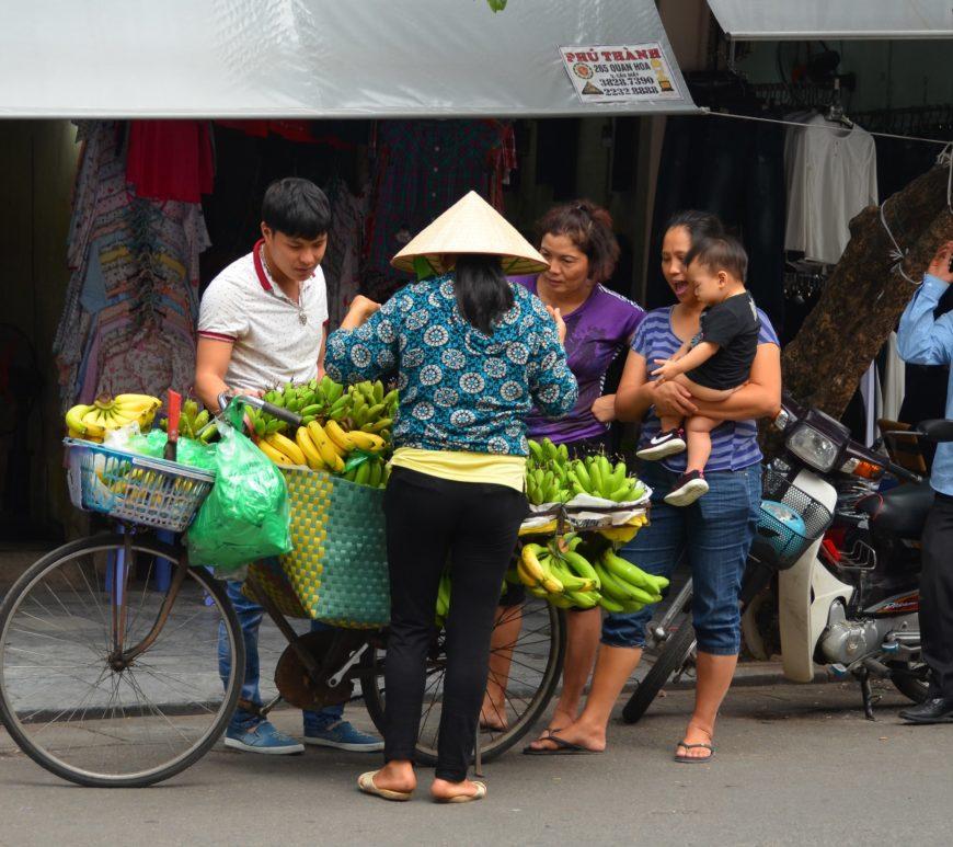 golpe, turista, vietnam