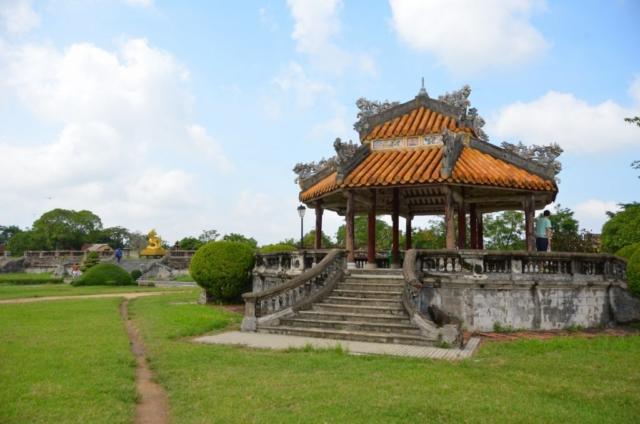 citadela, cidade imperial, Hué, vietnam,
