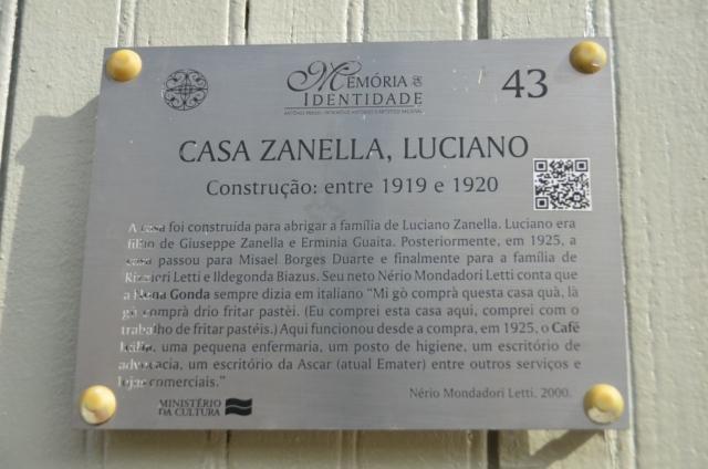 casa, madeira, antônio prado, serra gaúcha, rio grande do sul, imigração, itália, italiana, placa, memória e identidade, casa zanella