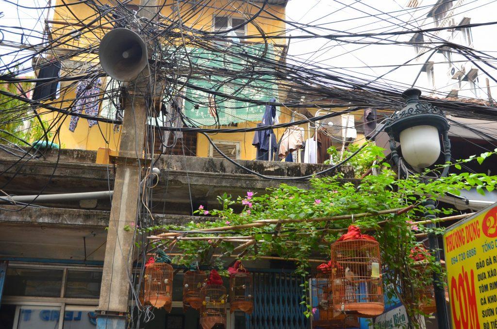 A profusão de Hanói
